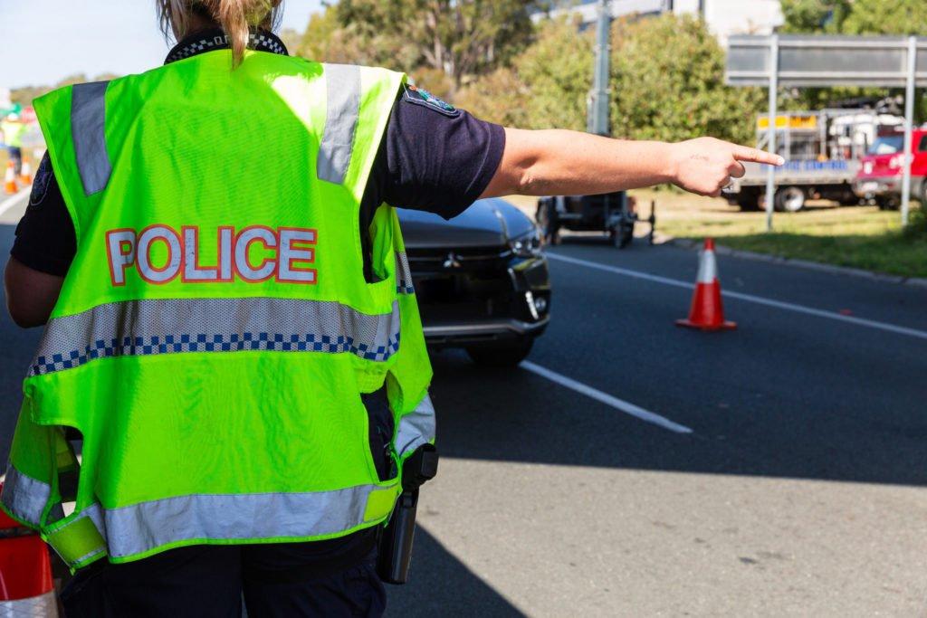 Queensland Police Reminder of Restrictions - Living in Logan